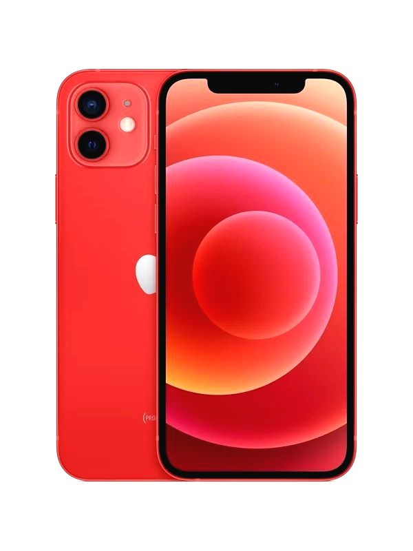 APPLE IPHONE 12 64GB RED MGJ73CN/A