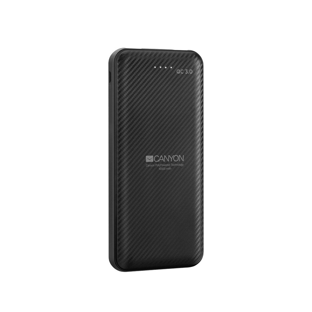 CANYON CNE-TPBQ10B POWERBANK 10.000 MAH