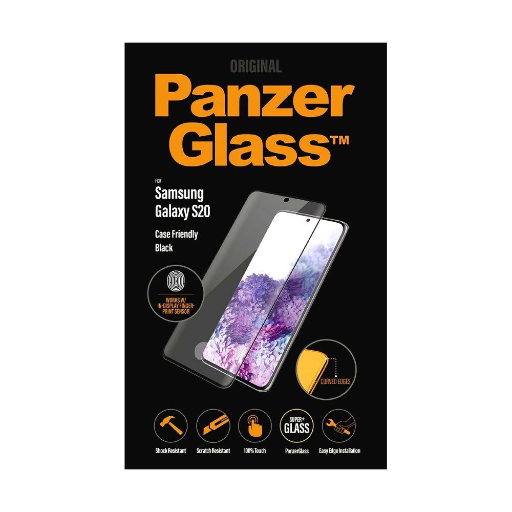 PANZERGLASS 7229 TVRDENE SKLO CASE FRIENDLY PRE SAMSUNG GALAXY S20+